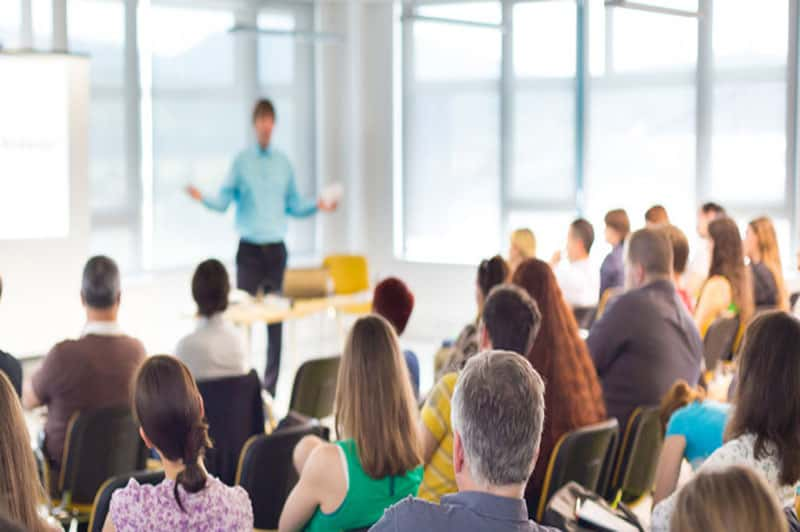 Therapy seminars and workshops